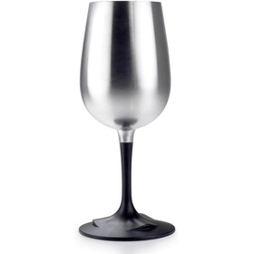 GSI Nesting Wine Glass Glacier Stainless